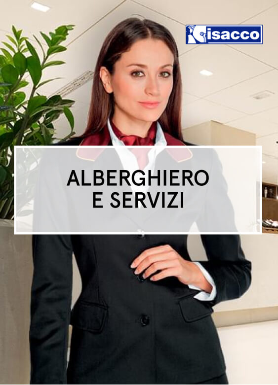 Divise Isacco alberghiere