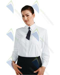 ISAAC WHITE SHIRT WOMAN POL / COT