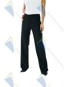 TRENDY BLACK PANTS POL.100%