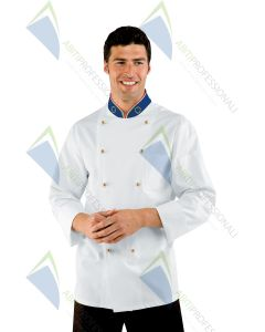 CHEF JACKET EUROITALY COT.100%