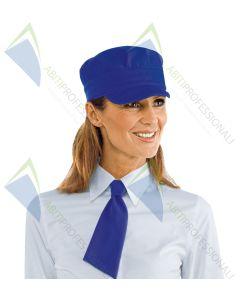 SAM HAT BLUE CHINA POL.100%