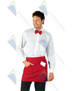APRON ORLEANS RED POL. 100%