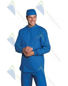 BLUE BANDANA COT.100%