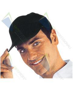 HAT BLACK TOM COT.100%