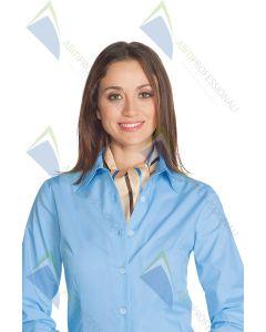 ASCOT REGIM. BLUE POL.100%