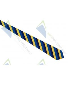 TIE REGIM. BLUE CHINA POL. 100%