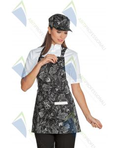 APRON PICCADILLY TORTUGA COT.100%