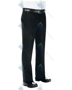 PANTS MEN'S S / PINCES BLACK POL.100%