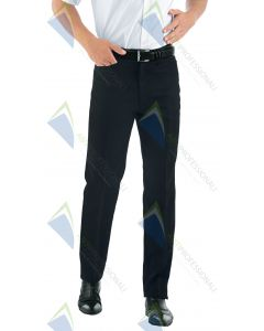 PANTS BLACK MAN carrettera POL.100%