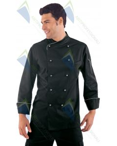 CHEF JACKET LIMA POL / COT