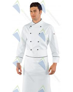 CHEF JACKET BEIJING COT.100%
