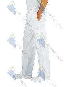 Pantachef WHITE COT.100%