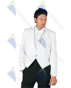 SPENCER UNISEX WHITE POL.100%