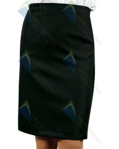 LAUSANNE BLACK SKIRT POL.100%