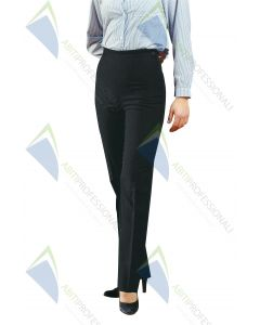 PANTS BLACK WOMAN POL.100%