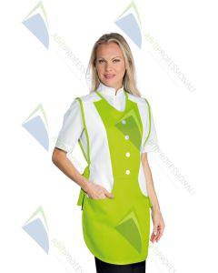 KINGSTON APPLE GREEN + WHITE POL.100%