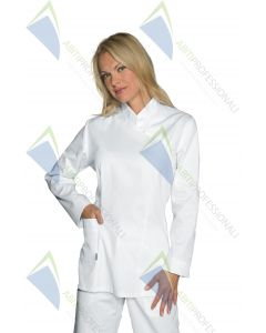 CASACCA TAIPEI WHITE POL.100% SUPERDRY